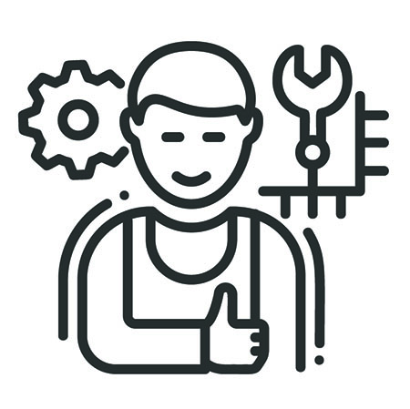 In-Home servicing for home computers